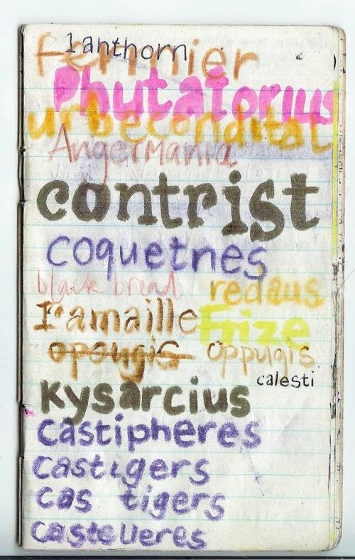 Contrist